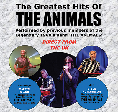 The Greatest Hits Of The Animals