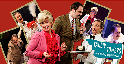 Faulty Towers Dinner & Show